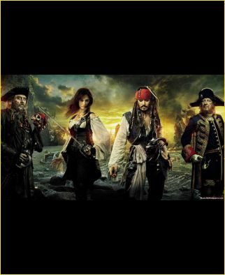 Pirates of the Caribbean: On Stranger Tides (2011) $1,045,713,802