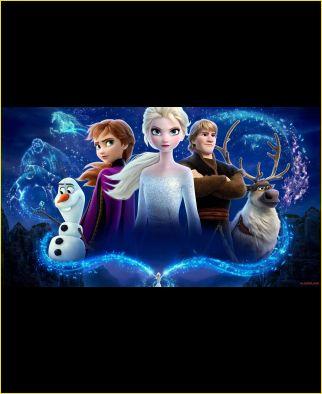 Снежно Кралство 2